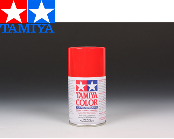 Tamiya PS-34 Bright Red Spray - 86034
